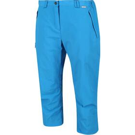 Regatta Chaska II Spodnie Capri Kobiety, blue aster